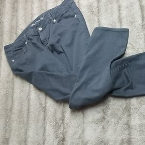 GUC Grey American Eagle Stretch Jeans